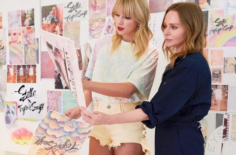 Taylor Swift and Stella McCartney Featured Image
