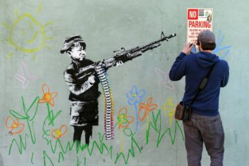 Banksy Featured Image