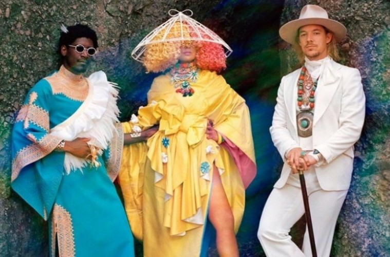 Sia and Diplo Featured Image