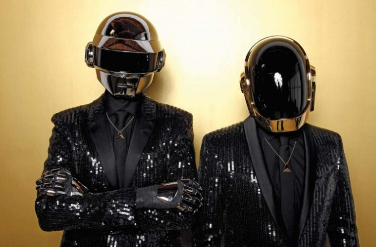 Daft Punk Featured Image